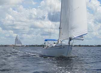 catboat chase