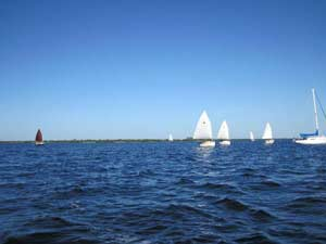Sun Cat Nationals race start
