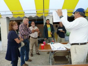 Skippers Race Briefing