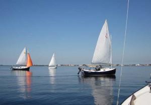 Pre-Start Sailing