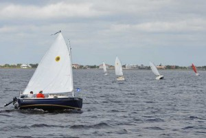 Wily Conch Leading Race 2